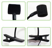 application computer - Condenser Instrument Microphone Designed for Orchestral Instruments like Saxphone Trumpet Applications SAX Mic