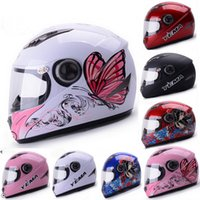Wholesale 2015 New YEMA YM Full Face Motorcycle Helmet Motorbike helmets Electric bicycle helmet made of ABS and FREE SIZE with scarf