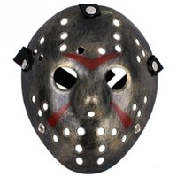 Wholesale New Creative Funny Halloween Masquerade Party Props Mask Hockey Costume Decor order lt no track
