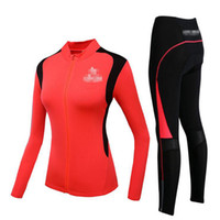 Cheap Full Long-Sleeved Cycling Wear Best Breathable Unisex Outdoor Sports Suit