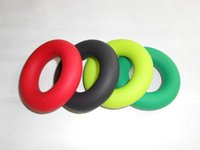 exercise hand grip - Silicone Hand Grip Ring Wrist Strength Trainer Home Gym Device Strengthen Muscles Gripper Wrist Exercise Equipment