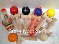 Wholesale Contests kendamas sword jade ball CM CM C wooden toys children s educational toys educational gift E