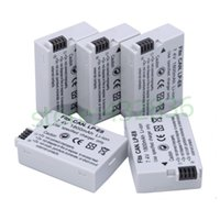 Wholesale Hot selling mAh LP E8 LP E8 LPE8 Li ion camera Batteries Pack For Canon EOS Kiss X4 T2i D for canon accessories