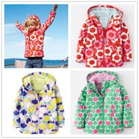 Wholesale Retail new baby kids winter clothes coats and jackets baby children hoodies kids jackets coats girls outerwear Children s raincoat
