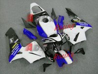 Injection Mold best motorcycles buy - NEW Gifts Injection ABS Motorcycle Fairings kits for HONDA CBR600RR F5 CBR RR CBR RR Bodywork set Best buy blue