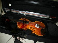 Wholesale Professional Flame top Handmade common Violin