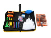 Wholesale 89 in Opening Tools Repair Tools Phone Disassemble Tools set Kit For iPhone iPad HTC Tablet PC