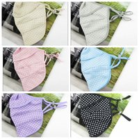 Wholesale Summer paragraphs thin neck mask golf mask man and women