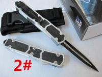 Wholesale HIght Recommend microtech Sword ant models optional Hunting Folding Pocket Knife Survival Knife Xmas gift for men freeshipping