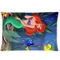 bedding photos - New Arrival Soft Cotton Home Bedding Pillowcase Sides x30in Creative Cartoon Film Finding Nemo Cute Marlin Dory Photos