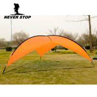Wholesale Hot Sale Anti UV Outdoor Ultralarge Sun shade Canopy Beach tent Waterproof Large Space bivvy awning