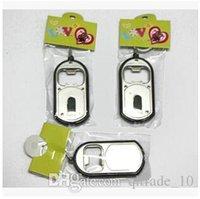 bottle opener key ring - 800pcs CCA1918 Hot New Arrival Creative Vintage in LED Flashlight Torch Keychain With Beer Bottle Opener Key Ring Chain Keyring
