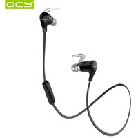 Wholesale QCY QY5s Wireless Bluetooth Headset Stereo Studio Music headphone Fashion Sports Earphone Running with Microphone English Voice