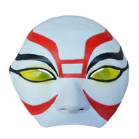 beijing painting - Fashion Hand painted mask face props Chinese Mask Performance Mask Beijing Opera facial makeup mask