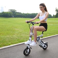 Wholesale Newest Style inch ASKMY Electric Bike Popular High Quality Folding Electric Bike Aluminum V W EV traffic tool