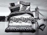 Cheap hot sale 4pcs bed set 3d bedding sets 4pcs queen size brand luxury bed set,quilt cover bedspread quilt cover bed linen bed sheet