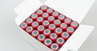 Wholesale 100 Authentic sanyo Original mAh Li ion Rechargeable Battery