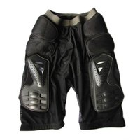 armored short - Pc BMX Motorcycle Bike Padded Hip Protector Body Armored Cycle Short Size S XXL