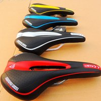 Wholesale Cycling Bike Bicycle Riding Comfort Cushion Gel Saddle Mountain Road Seat Good Quality Brand New