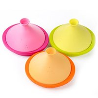 Wholesale Silicone Tajine Steamer Microwave Cooking Kitchen Gadget Food Steamer Tagines