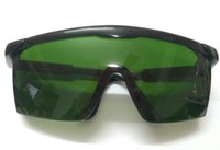 Wholesale 190 nm IPL E light Protective Glasses for beautician use E light Safety Glasses IPL Glasses
