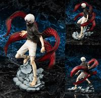 Wholesale New Arrival CM Tokyo Ghoul Kaneki Ken PVC Action Figure Collectible Model Toy