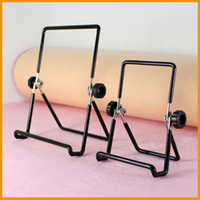 apple ipad tablet size - 1PCS High Quality Degree Adjustable Foldable Tablet PC Stand Holder for Tablet PC Two Size