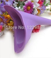 Wholesale New Arrival Portable Travel Female Hygiene Standing Type Urinal Director Funnel Any Time Toilet Loo Camping