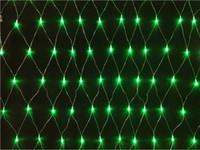 6W/led net de Chaîne de lumières avec le Contrôleur 220V 110V LED Rideau de Lumières 200pcs Led 2M*2M pour la Fête de Mariage Christams