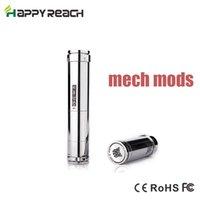 Cheap Wholesale-1pcs 2015 Chi you mods king nemesis caravela clone stainless e-cig full electronic cigarette Panzer mechanical mod
