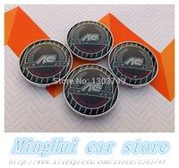 ac schnitzer center caps - 4pcs mm AC SCHNITZER Color Modified car emblem Wheel Center Hub Caps wheel Badge covers Auto accessories