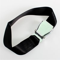 aircraft safety belts - Airplane Airline Aircraft Travelling Seat Belt Fully adjustable extension Seat Belt DHL