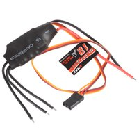 aircraft electronics - Emax A Simon RC Brushless ESC Electronic Governor Supports S Small Axis Aircraft AFD_502