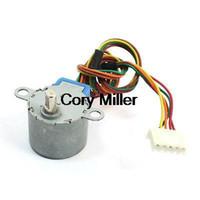 Wholesale MP24GA Phase Wire DC V Gear Step Stepper Reduction Motor order lt no track