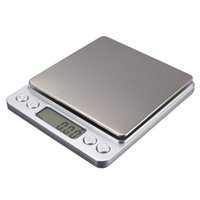 Wholesale Hot selling g x g Digital Pocket Scale Jewelry Weight Electronic Balance Scale g oz ct gn Precision small order no tracking