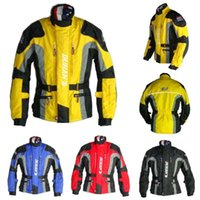 motocross clothing - Removable Insulation liner motorcycle DUHAN D023 Jackets men MOTO D Nylon motocross Breathable Waterproof clothing