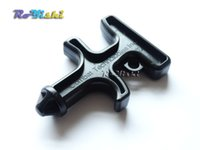Wholesale 5pcs Nylon Plastic Steel Stinger Duron Self Defense Tactical Protection Tool Drill Key Chain