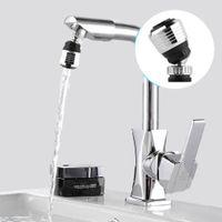 Wholesale 360 Degree Swivel Water Saving Plastic Tap Aerator Diffuser Faucet Nozzle Filter Adapter aerator
