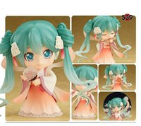 autumn moon festival - Hatsune Miku at the Mid Autumn Festival Harvest Moon Ver Anime PVC Action Figure Doll Collection Model Kids Toy approx cm