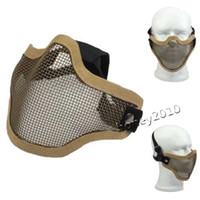 Wholesale Half Face Mask Durable MZ10 The New Two Generation Half Face Guard Half Face Mask Grey Black Yellow Protection Mask Unisex and Quality