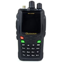 Wholesale Wouxun KG UV8D Duplex Cross Band Repeating VHF UHF Dual Band ham radio Original Wouxun KG UV8D Way Radio