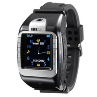 Wholesale New Arrival Hot Unlocked N388 Smart Watch Phone inch LCD Touch Screen Wrist Watch Quad Band Bluetooth Touch Screen Phone Single Sim Card