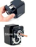 Wholesale Pieces Retro Camera Pencil Sharpener Machine Sharpener Gifts for Shutterbugs Photography Enthusiasts