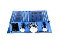 high power car amplifier - Mini W V Stereo Audio High Power Car Amplifier Boosting Sound For CD MP3
