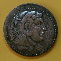 alexander the great - Kingdom of Macedon Alexander III the Great Silver Tetradrachm Ancient Coin