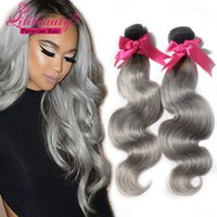 Cheap 2015 Hottest Selling Peruvian Wave Virgin Hair 1BGray 7a Long Hair Extension For Lady Real Virgin Human Body Wave