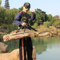 Wholesale fishing rod bag m fishing tackle bag Long rod package material Shotgun package
