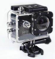 waterproof camera - 1pcs Newest Black P HD Waterproof Outdoor Sports Good Quality inch Camera SJ4000 Wifi Camera