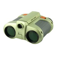 Wholesale Delicate Children Night Scope Day Night Binocular Telescope with Pop up Light Child Gift Hot Selling