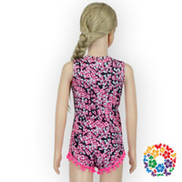 Cheap gilrs rompers Best wholesale toddler clothes